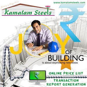 Kamalam Steels - Average rating 4.130