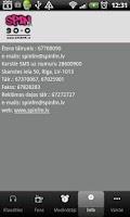 Screenshot of SpinFM 90.0 Latvia