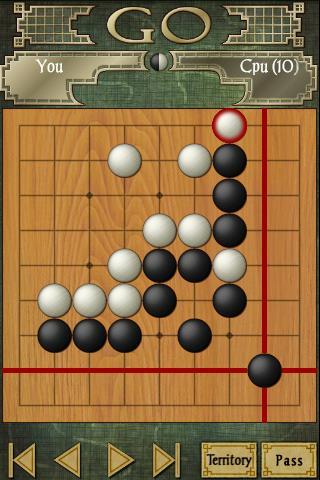 無料棋类游戏AppのGo Free (碁)|記事Game