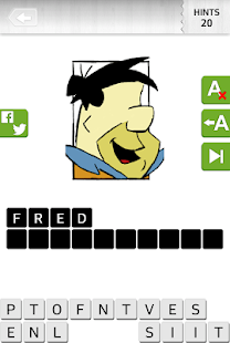 Cartoon Quiz - screenshot