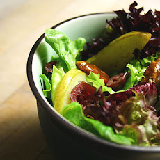 Delicious Dolcelatte and Pear Salad
