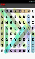 Screenshot of Word Search