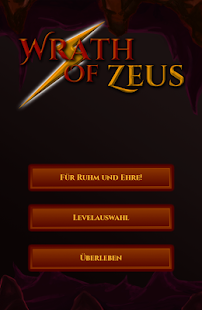 Wrath of Zeus - screenshot