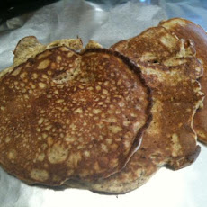 High Fiber South Beach Pancakes