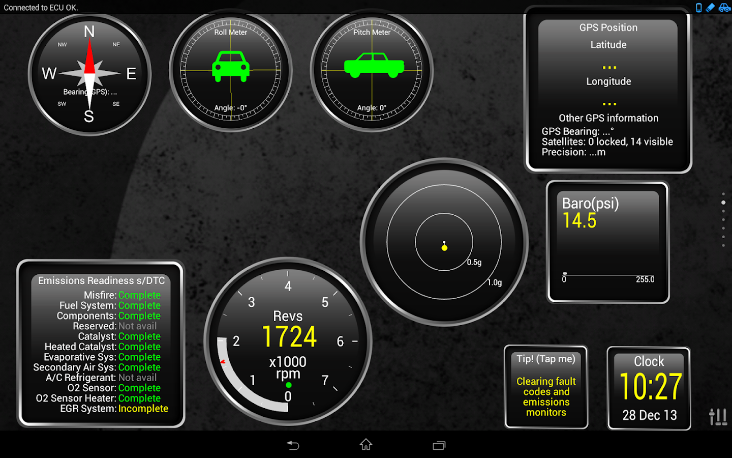 Torque Pro (OBD 2 & Car) Screenshot 10