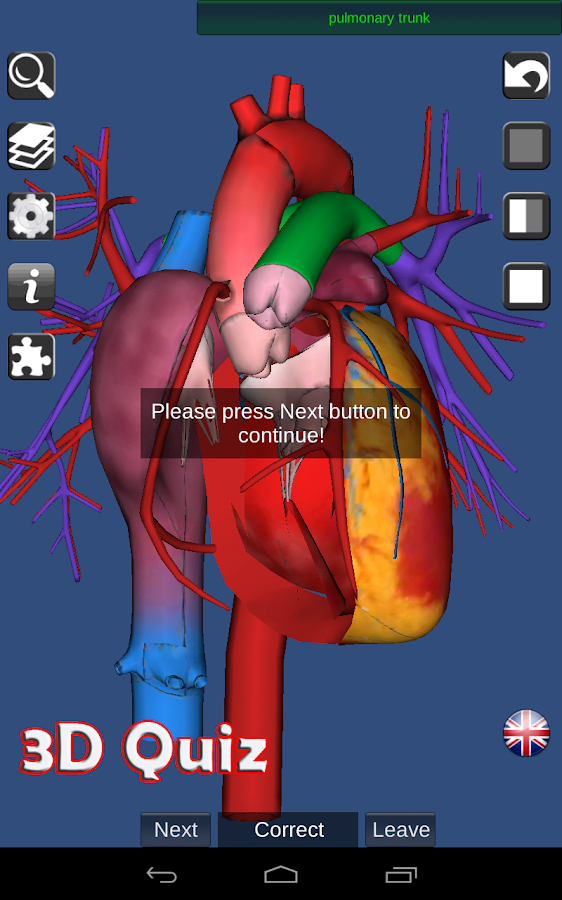 3D Anatomy Screenshot 11