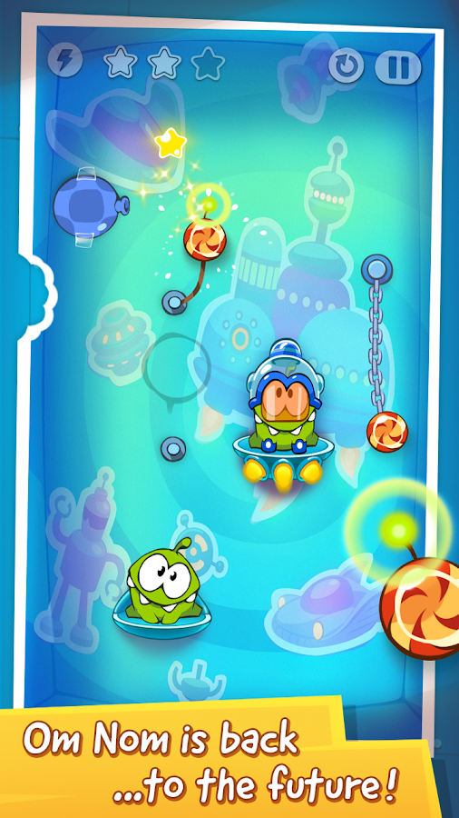 Cut the Rope: Time Travel HD Screenshot 14