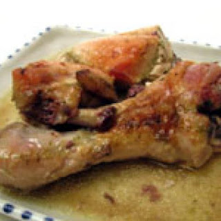 Roasted Garlic Chicken Recipe - Pollo Asado con Ajo