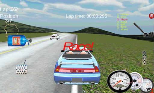 City Racing Game MyRealGamescom