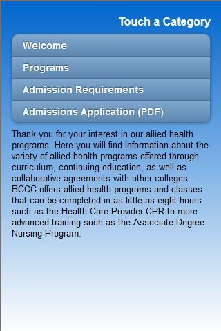 BCCC Nursing