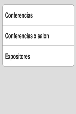 Congreso SAGE Gastro 2012