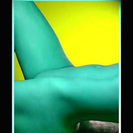 Hulk 2 by Marc Steiner - Nudes & Boudoir Artistic Nude (  )