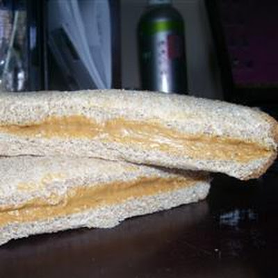 Peanut Butter and Honey Sandwich