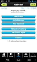 Screenshot of CIG Mobile