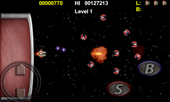 Screenshot of Elemental Fighters HD