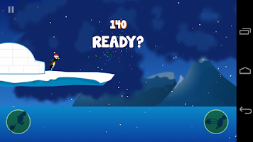 Screenshot of Ice Dash - Penguin Run