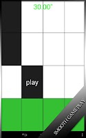 Screenshot of Piano Tiles