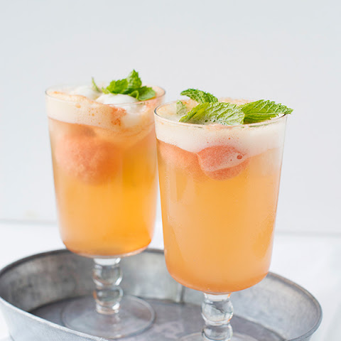 Prosecco Sorbet Cocktails