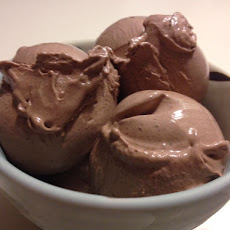 (Basic but Fantastic) Dark Chocolate Ice Cream