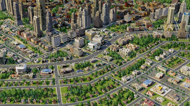 """SimCity offline mode """"almost there"""""""