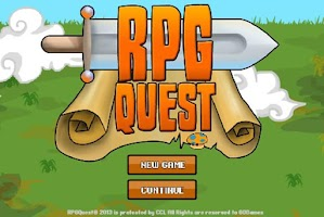 Screenshot of RPG Quest
