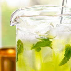 Green Herb Infusion Recipe