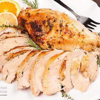 Herb Rubbed Turkey Breast Recipes