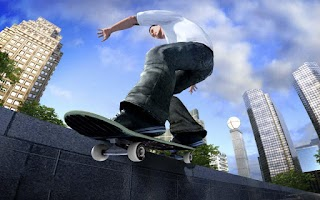Screenshot of 3D Speed Skateboard Drift