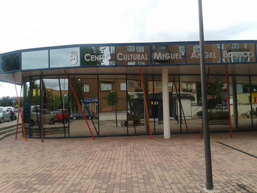 Alcorcon Centro Cultural Miguel Angel Blanco
