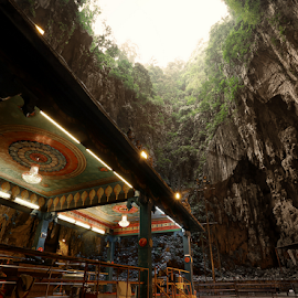 Batu Caves, Malaysia. by Kelvin Ng - Buildings & Architecture Other Exteriors