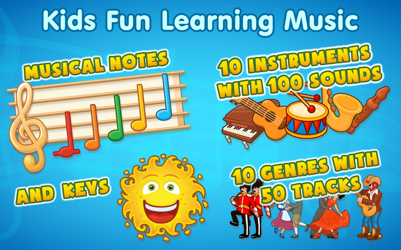 Kids Learn about Music Screenshot