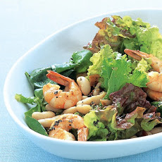 Shrimp and White-Bean Salad