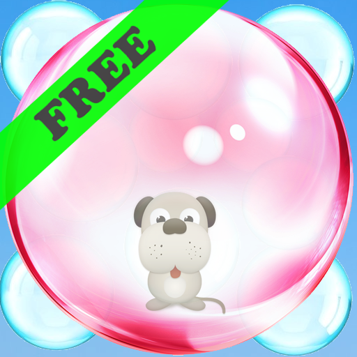 Bubbles for Toddlers - Free games for children