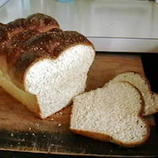 Bread Machine Challah I