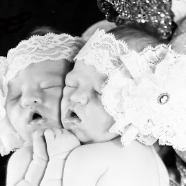 Perfection Reflection by Sabrina Causey - Babies & Children Babies ( mirror, reflection, infant, sleeping, baby )