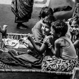 happy moment by Shuvarthy Chowdhury - Babies & Children Children Candids ( laugh, moment, happy )