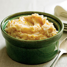 Chipotle-Corn Mashed Potatoes