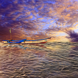 by Ismanto Lungsi - Transportation Boats