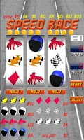 Screenshot of Speed Race Slot Machine