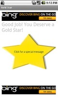 Screenshot of Gold Star