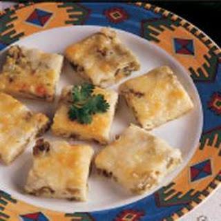Chili Relleno Squares Recipes
