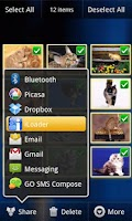Screenshot of iLoader for Facebook Lite