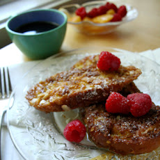Crunchy Challah French Toast
