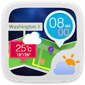 Travel GO Weather Widget