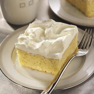 Skinny Eggnog Cake Recipes — Dishmaps