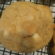 Jim's White Chocolate Macadamia Nut Cookies