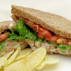 Bill Clinton's Tuna Salad Sandwich