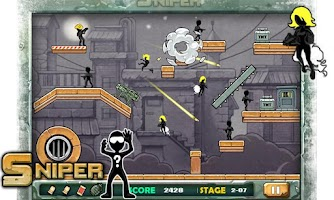 Screenshot of Sniper - Shooting games