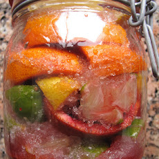 Sugar-Preserved Citruses