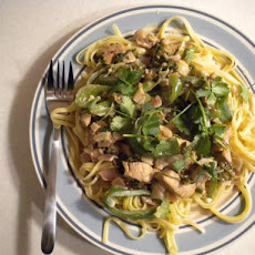California Pizza Kitchen Chicken Tequila Fettuccine